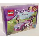 LEGO Emma's Sports Car Set 41013 Packaging