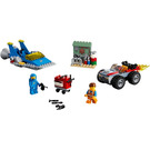 LEGO Emmet and Benny's 'Build and Fix' Workshop! Set 70821