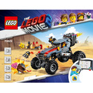 LEGO Emmet and Lucy's Escape Buggy! Set 70829 Instructions