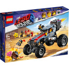 LEGO Emmet and Lucy's Escape Buggy! Set 70829 Packaging