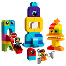 LEGO Emmet and Lucy's Visitors from the DUPLO Planet Set 10895