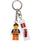 LEGO Emmet Key Chain (850894)