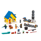 LEGO Emmet's Dream House/Rescue Rocket! Set 70831