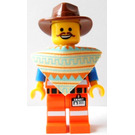 LEGO Emmet with Western Outfit Minifigure