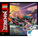 LEGO Empire Dragon Set 71713 Instructions