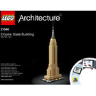 LEGO Empire State Building Set 21046 Instructions