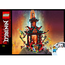 LEGO Empire Temple of Madness Set 71712 Instructions