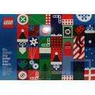 LEGO Employee Christmas Gift - 40 Years of hands-on learning Set 4002020
