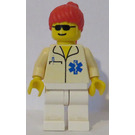 LEGO EMT Doctor Female Minifigure