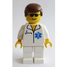 LEGO EMT Doctor Minifigure