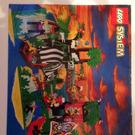 LEGO Enchanted Island Set 6278 Instructions