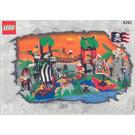 LEGO Enchanted Island Set 6292 Instructions