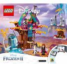 LEGO Enchanted Tree House Set 41164 Instructions