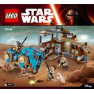 LEGO Encounter on Jakku Set 75148 Instructions