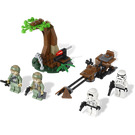 LEGO Endor Rebel Trooper & Imperial Trooper Battle Pack Set 9489