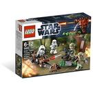 LEGO Endor Rebel Trooper & Imperial Trooper Battle Pack Set 9489 Packaging