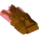 LEGO Energy Burst with Transparent Red Burst (66960)