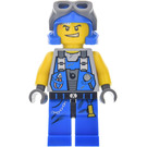 LEGO Engineer Power Miner Minifigure