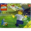 LEGO English Footballer Set 3318