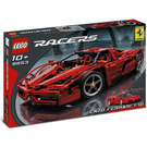 LEGO Enzo Ferrari 1:10 Set 8653 Packaging