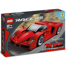LEGO Enzo Ferrari 1:17 Set 8652 Packaging