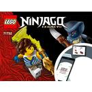 LEGO Epic Battle Set - Jay vs. Serpentine 71732 Instructions