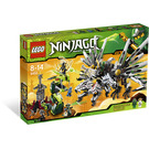 LEGO Epic Dragon Battle Set 9450 Packaging