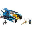 LEGO Equila's Ultra Striker Set 70013