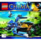 LEGO Equila's Ultra Striker Set 70013 Instructions