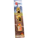 LEGO Eraser - City Minifigures (3 Pack) (852673)