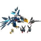 LEGO Eris' Eagle Interceptor Set 70003
