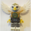 LEGO Eris Silver Outfit, Pearl Gold Armor Minifigure