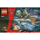 LEGO Escape at Sea Set 8426 Instructions