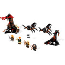 LEGO Escape from Mirkwood Spiders Set 79001