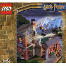 LEGO Escape from Privet Drive Set 4728