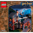 LEGO Escape from Privet Drive Set 4728 Instructions