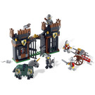 LEGO Escape from the Dragon's Prison Set 7187