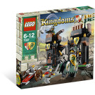 LEGO Escape from the Dragon's Prison Set 7187 Packaging