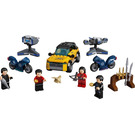 LEGO Escape from The Ten Rings Set 76176