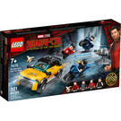LEGO Escape from The Ten Rings Set 76176 Packaging