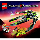 LEGO ETX Alien Infiltrator Set 7646 Instructions