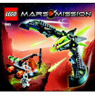LEGO ETX Alien Strike Set 7693 Instructions