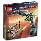 LEGO ETX Alien Strike Set 7693 Packaging