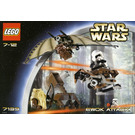 LEGO Ewok Attack Set 7139