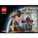 LEGO Ewok Attack Set 7139 Instructions
