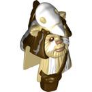 LEGO Ewok Logray Head (12245 / 95698)