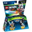 LEGO Excalibur Batman Set 71344 Packaging