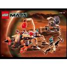 LEGO Excavation Searcher Set 7316 Instructions