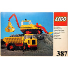 LEGO Excavator and Dumper Set 387
