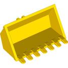 LEGO Excavator Bucket 6 x 3 with Click Hinge 2-Finger (21709 / 30394)